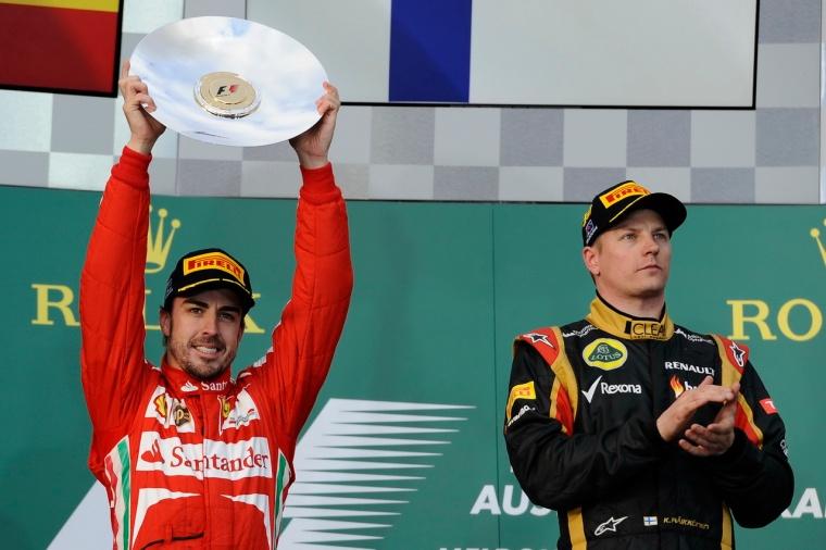 GP AUSTRALIA F1/2013